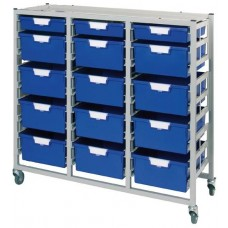Storage Cart - 15 Tray