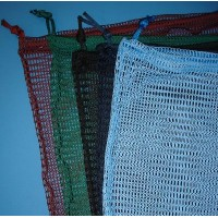 "Drawstring Net Bag: Large 24"" x 30"" (5 colour options)"