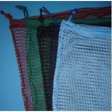 "Drawstring Net Bag: Large 24"" x 30"" (any colour)"