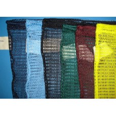 "Drawstring Net Bag: Medium 17"" x 24"" (any colour)"