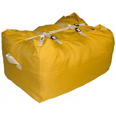 Commercial Laundry Hamper With Three Strap Closure CD520 Gold / Mustard (end of line - last few remaining)