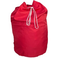 Laundry Carry Sack With Strap CD105S Red