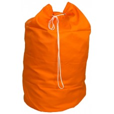 Laundry Carry Sack With Strap CD106S Orange