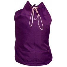 Laundry Carry Sack With Strap CD113S Purple