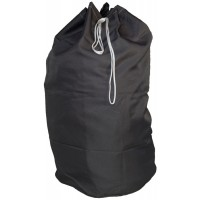 Laundry Carry Sack With Strap CD118S Dark Grey
