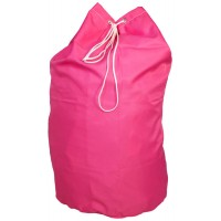 Laundry Carry Sack With Strap CD124S Pink