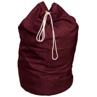 Laundry Carry Sack With Strap CD130S Maroon