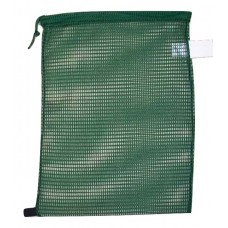 "Drawstring Net Bag Medium 17"" x 24"" DS203M Forest Green"