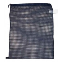 "Drawstring Net Bag Medium 17"" x 24"" DS204M Navy Blue"