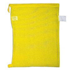 "Drawstring Net Bag Medium 17"" x 24"" DS206M Yellow"